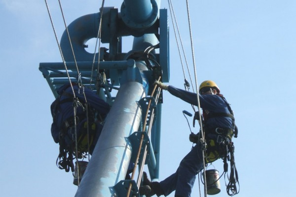 Industrial Rope Access and Abseiling