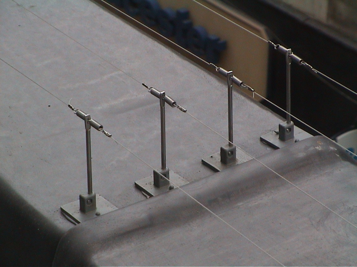 Bird Wire Deterrent System | Pigeon Wire and Seagull Wire - Eco ...
