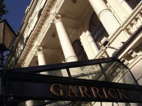 Discreet Bird Netting System for London's Garrick Theatre Proves Effective Bird Deterrent