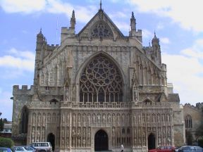 Bird Deterrent Installation at Exeter Cathedral