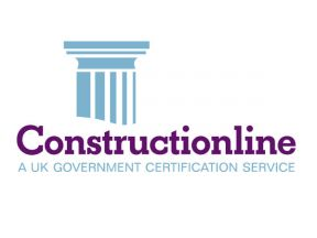 We've been awarded Constructionline accreditation
