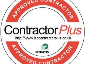 Eco Environmental have achieved LSH Contractor Plus accreditation