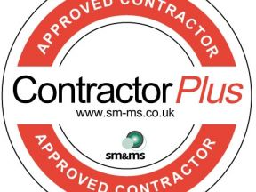 ContractorPlus Health & Safety Accreditation for our commercial Bird Control works